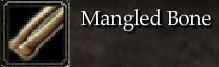 Mangled Bone