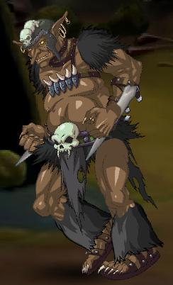 Cave Goblin Guard