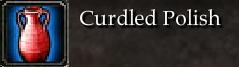 Curdled Polish
