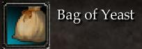 Bag of Yeast