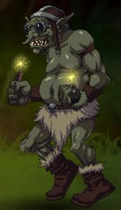 Bromblast Goblin