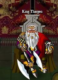 King Thargen