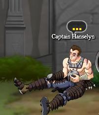 Captain hanselyn