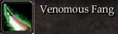 Venomous Fang