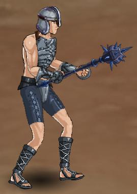Silver Hawk Warrior