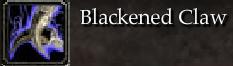 Blackened Claw
