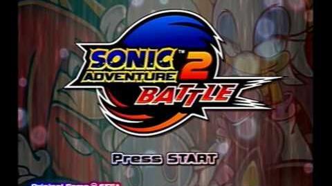 Sonic Adventure 2 (HD) Battle - Opening Intro