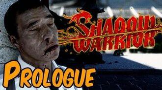 Shadow Warrior 2013 Walkthrough - Prologue Mr. Two Million Dollars Gameplay HD