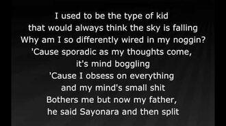 Eminem - Legacy (lyrics)