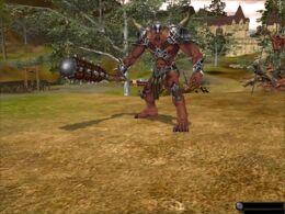 Vagabond HellTooth Fighter