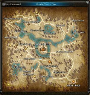 Map Keuraijen Clean