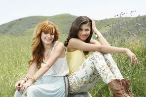 Zella-2012-field-photoshoot