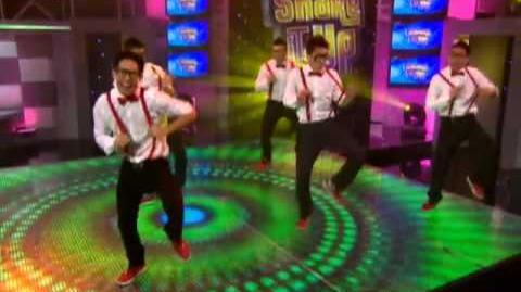 """Poreotix Performance on """"Shake It Up"""""""