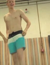 Kenton-duty-contest-shirtless-pool-scene