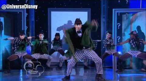 "HD Shake it Up - ""Whodunit"" Dance from ""Whodunit Up?"""