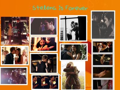 Stelena is Forever Fanart