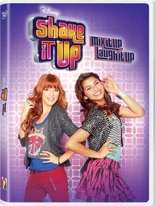 Shake It Up Mix It Up Laugh It Up