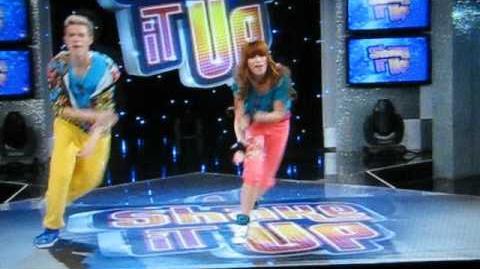 Shake It Up (Split It Up Dance Scene) -Gunter & CeCe--0