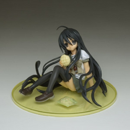 Kotobukiya Shirahige Shana figure