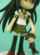 GSI Creos Black Hair Shana figure Yuji
