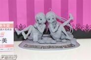 New Vision Toys Shana and Kazumi Prototype