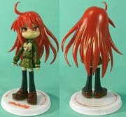 GSI Creos Flame Hair Shana figure