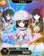 Mahouka Lost Zero 5 Star Saegusa Izumi
