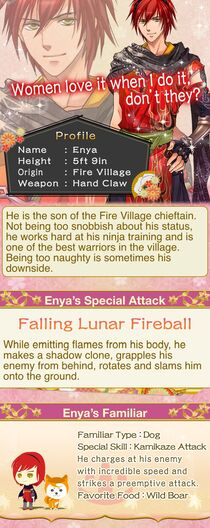 Enya character description (1)