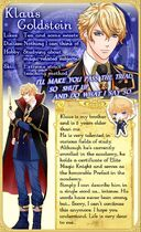 Klaus Goldstein character description (1)