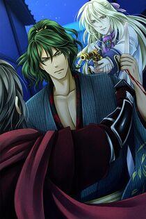 Kinshiro Toyama - Main Story (6)