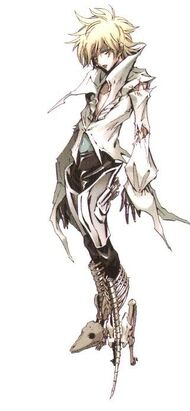 Faust VIII Battle Uniform