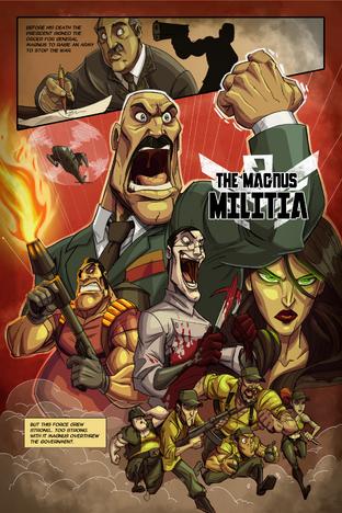 Magnus militia