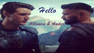 TSC - Hello (Allanon & Ander)