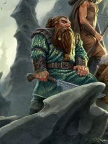 File:Dwarf by Todd Lockwood.jpg