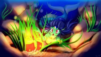 Mermaid shantae by benjik-d6p6ne8