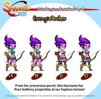 Archer design revote hgh