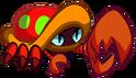 Form crab