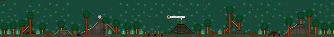 Shantae GBC - maps - forest1