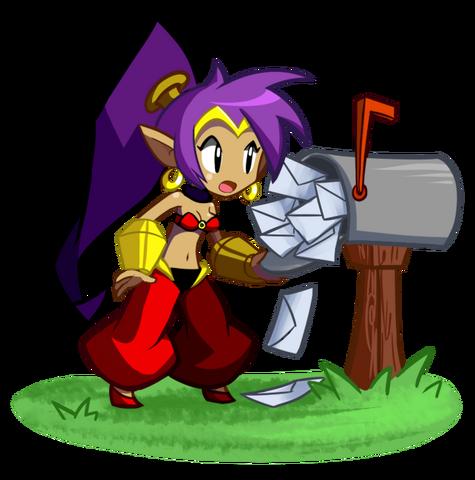 File:Shantae mails.png