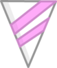 Cotton Candy Cone
