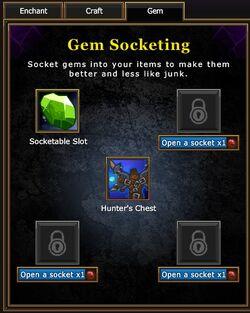 Blacksmith Gem