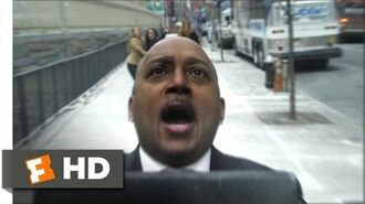 Sharknado 2 The Second One (5 10) Movie CLIP - The Statue of Liberty and Death (2014) HD