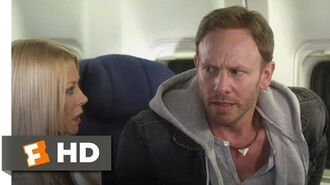 Sharknado 2 The Second One (1 10) Movie CLIP - Sharks on a Plane (2014) HD