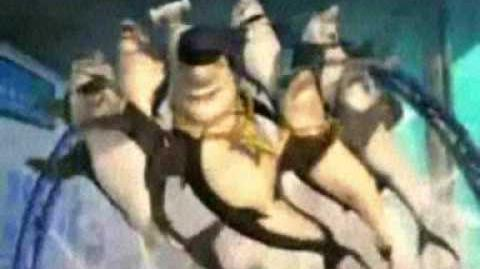 Shark Tale Car Wash - Christina Aguilera Featuring Missy Elliott