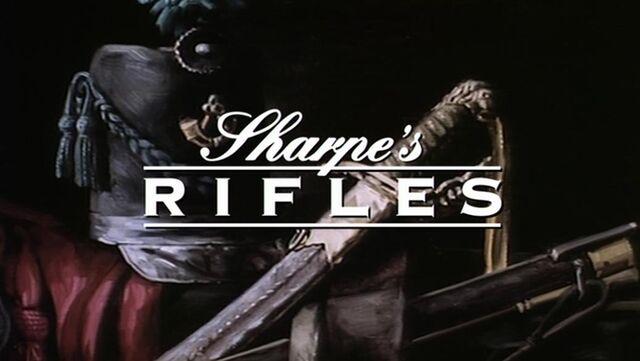 File:Sharpe's Rifles.jpg