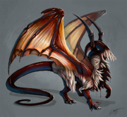 Blood dragon by frozen scumbag-d6kmz1k