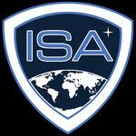 Isa logo black