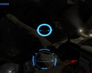 Blue ring of death