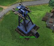 Air Defence Tower
