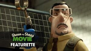 "Shaun The Sheep Movie - ""Meet Trumper"""